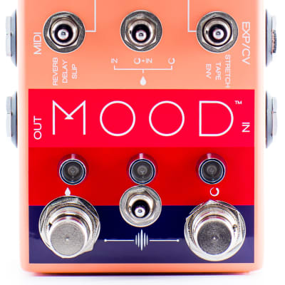 NEW! Chase Bliss Audio MOOD -2 Channel Granular Micro-Looper / Delay FREE 2 DAY SHIPPING!