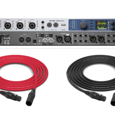RME Fireface UFX II | 24 bit / 192 Khz Firewire Interface | Pro Audio LA