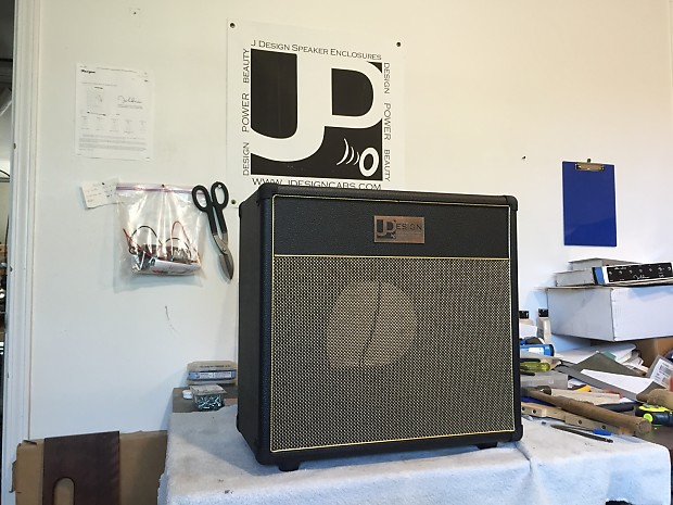 1x12 Guitar Cabinet By J Design New Reverb