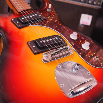 Guyatone LG-127T Sunburst for sale