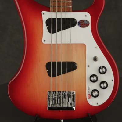 2019 Rickenbacker 4003S/5-string Bass FIREGLO unplayed/MINT!!! for sale
