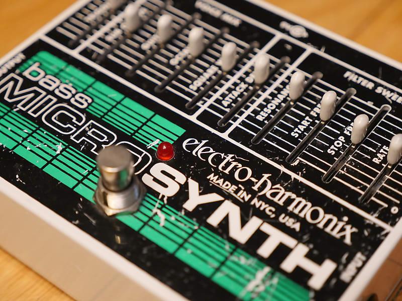 electro harmonix bass micro synth kyle 39 s gear locker reverb. Black Bedroom Furniture Sets. Home Design Ideas