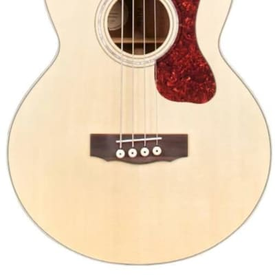 GUILD B-140E JUMBO BASS SOLID SPRUCE TOP ARCHBACK W/BAG for sale