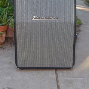 "Traynor YBX212 150-Watt 2x12"" Angled Guitar Speaker Cabinet"