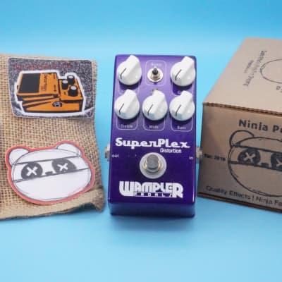 Wampler SuperPlex Distortion   Fast Shipping!