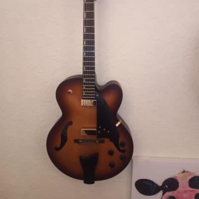 Ibanez Ibanez AFC95 Contemporary Hollow Body, Violin Matte (PW18051377) 2010 Violin matt for sale