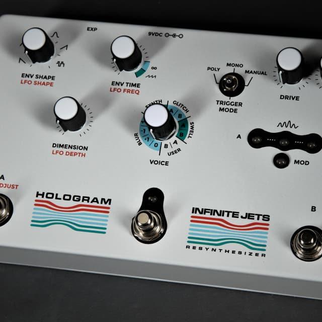 Hologram Electronics Infinite Jets Resynthesizer image