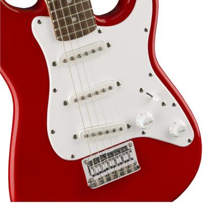 Squier Mini Stratocaster V2 - Torino Red