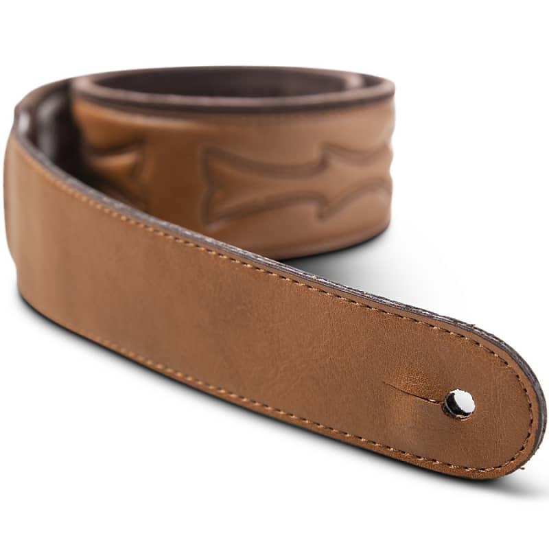 Taylor Strap, Vegan Leather, Tan, 2.75