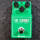Ibanez TS808 Tube Screamer changed footswitch mod FREE SHIPPING image