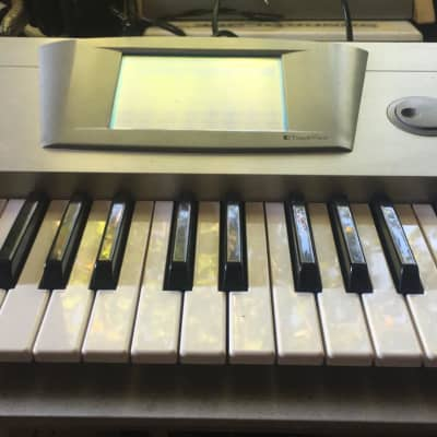 Korg Trinity 61 with USB drive and Soft Case 90s Music Workstation Keyboard