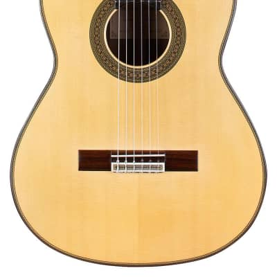 Teodoro Perez Maestro 2016 Classical Guitar Spruce/African Rosewood for sale