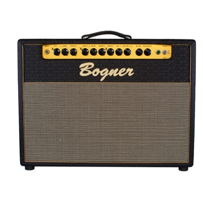 Bogner Amplificaion Shiva 2x12 6L6 80-watt Guitar Combo, Dual Reverb