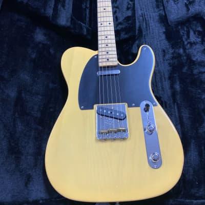 Fender 52 Fender Telecaster  1952 Butterscotch Blonde for sale