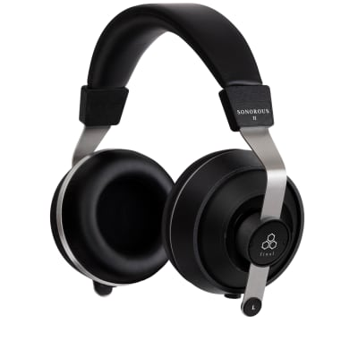 Final Sonorous II Over-Ear Headphones