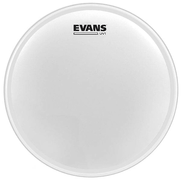 evans uv1 coated drum head 10 inch melody music shop llc reverb. Black Bedroom Furniture Sets. Home Design Ideas