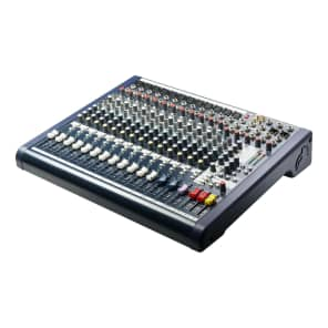 Soundcraft MFXi 12-Channel Mixer with Lexicon Effects