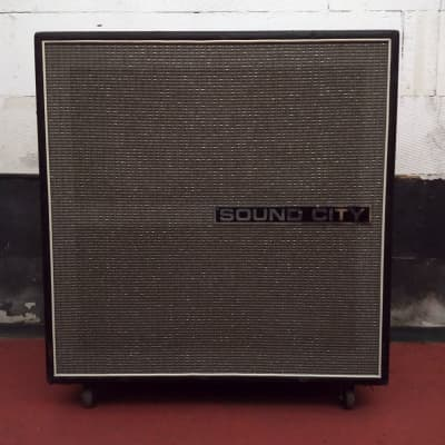 Sound City 412 guitar cabinet for sale