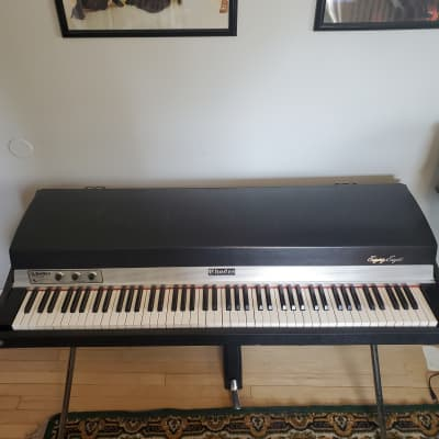 Rhodes Mark I Stage 88 1977 + Pedal + Keyboard Stackers