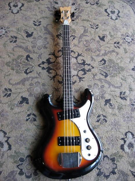 univox guitar serial number date