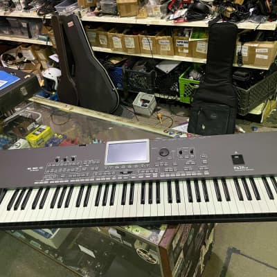Korg Pa3X Le pa3xle Professional Arranger Synthesizer Keyboard Workstation - Local Pickup Only
