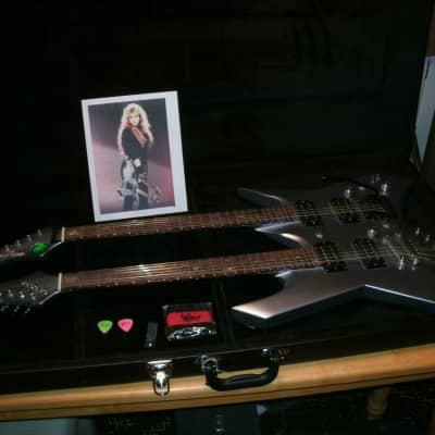 1980's - 90's JB Player America custom made by Guitarification for Vixen guitarist Jan Kuehnemund for sale