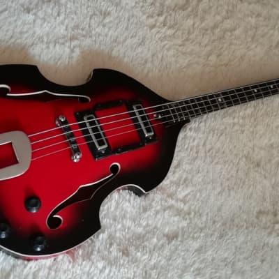 Kremona Dzipson bass bulgarian 70-s 2 Color Sunburst for sale
