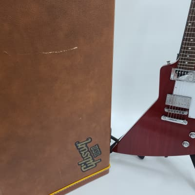 Gibson Explorer HP High Performance 2017 Heritage Cherry w/ OHSC for sale