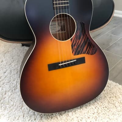 b1447254194 Waterloo WL-14 XTR X-Braced with Truss Rod Option (Small Rounded Neck