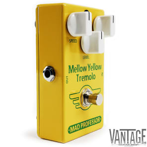 Mad Professor Mellow Yellow Tremolo PCB Pedal for sale