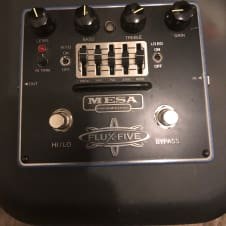Mesa Boogie Flux Five 2017