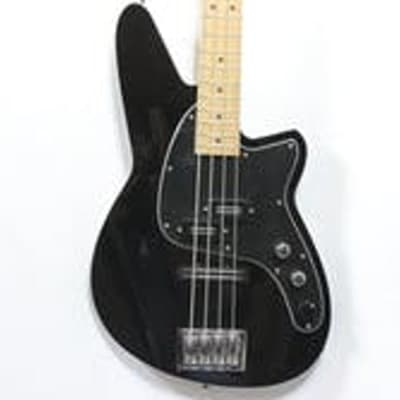 B Stock Reverend DECISION P Bass Guitars Black for sale