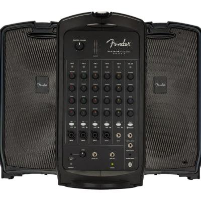 Fender Passport Event Series 2 7-Channel 375-Watt Portable PA System