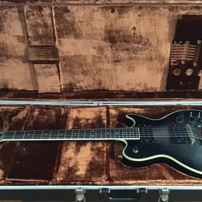 Electra X-930 1980 Charcoal Grey Burst for sale
