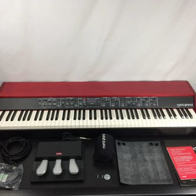 Nord Grand 88-note Kawai Hammer Action with Ivory Touch - Customer Return