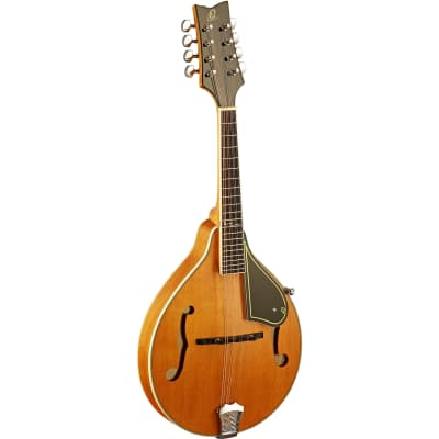 Ortega RMA50VY A-style Mandolin (Vintage Yellow) for sale