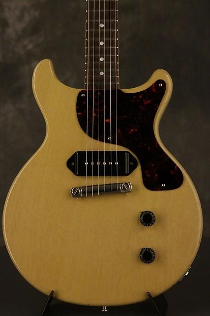 Gibson 58 Les Paul Junior Dc Jr Lightly Aged Custom Reverb