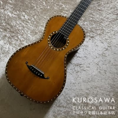 Panormo School 1840s 9C Guitar for sale