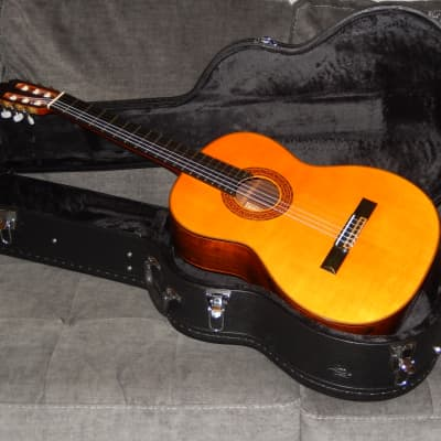 MADE IN 1979 TOSHIHIKO TOKUGAWA No7 -  TERRIFIC CLASSICAL GRAND CONCERT GUITAR for sale