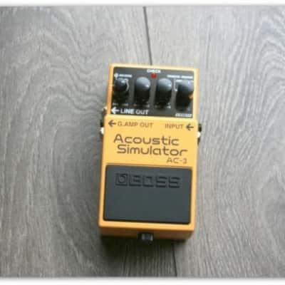"""BOSS """"Acoustic Simulator AC-3"""""""