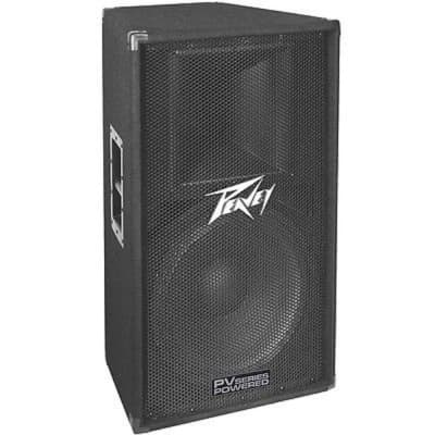 "Peavey PV115D 15"" Powered Speaker 400 Watt Active Live PA Class D Amplified"