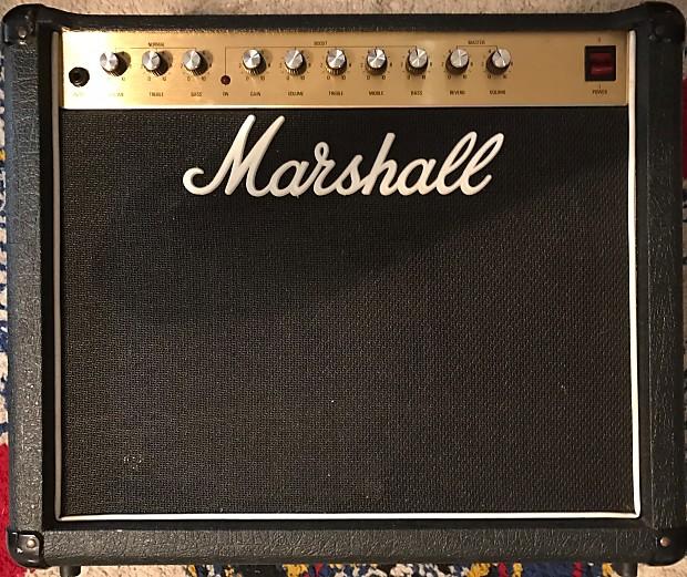 marshall 5210 vintage 1980 39 s guitar combo amp jcm 800 reverb. Black Bedroom Furniture Sets. Home Design Ideas