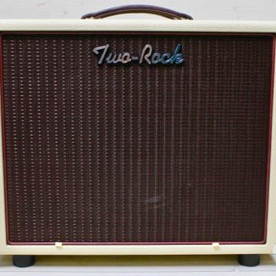 Two Rock 1x12 Speaker Cab W/Closed Back  Blonde/Oxblood