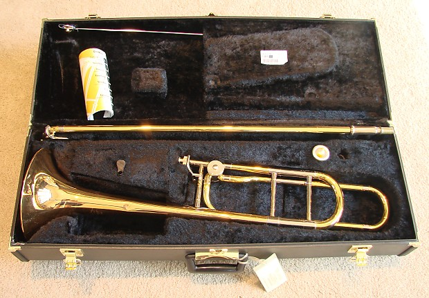 eed9b13c72c Description; Shop Policies. This is a BEAUTIFUL Yamaha YSL 548 GOAL Allegro  Trombone, F Attachment Valve, in Very Good Condition