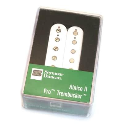 11103-50-W Seymour Duncan TB-APH1b Alnico II Pro White Trembucker Pickup