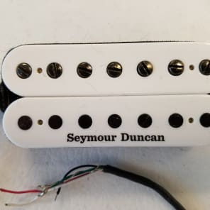 Seymour Duncan Sentient 7-String Passive Mount Humbucker Neck Position White