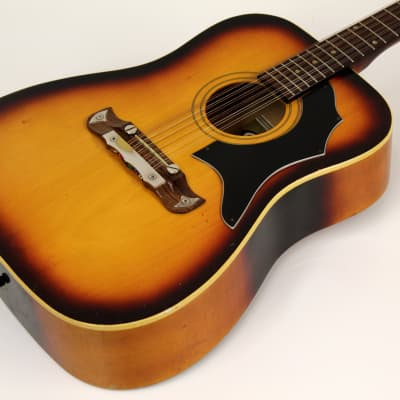 Contessa HG-13 German Made 12-String Acoustic for sale