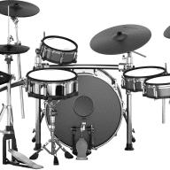 "Roland V-Drums TD-50KVS-A Big Kick w/ 22"" Bass Drum and KDA22 Kick Trigger"
