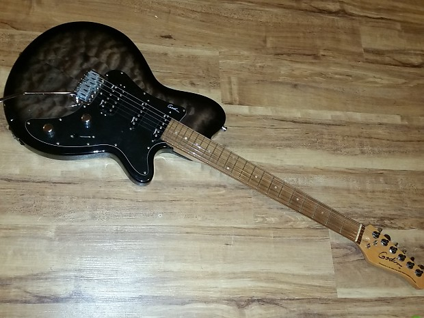 Godin Sd Quilted Top Made In North America Reverb