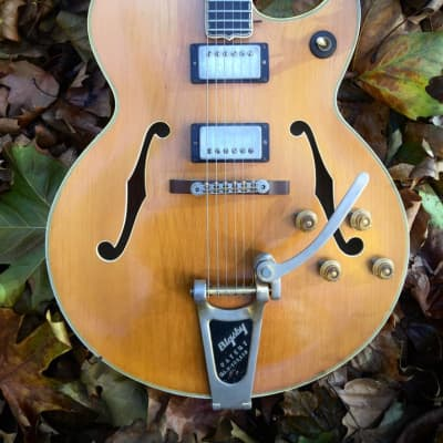 Gibson  BYRDLAND 1961  Natural , Pafs for sale